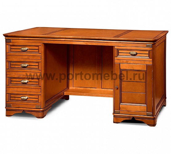 Стол письменный  Марина СКМ-001-54 купить от интернет-магазина мебели в России Портомебель